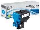 XL Toner A0X5450 Cyan - kein Original Konica Minolta