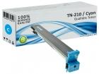Alternativ Konica Minolta Toner TN-210C 8938512 Cyan