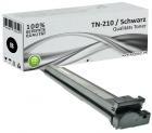 Alternativ Konica Minolta Toner TN-210K 8938509 Schwarz