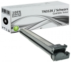 Alternativ Konica Minolta Toner TN-312K 8938705 Schwarz