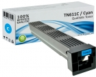 Alternativ Konica Minolta Toner TN-611C A070450 Cyan