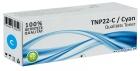 Alternativ Konica Minolta Toner TNP-22C A0X5452 Cyan