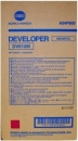 Original Konica Entwicklereinheit DV-610M A04P800 Magenta