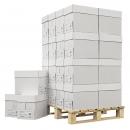 Druckerpapier DIN A4 - 80g - weiß - 100.000 Blatt (Palette)