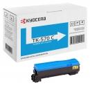 Original Kyocera Toner TK-570C Cyan
