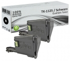 Set 2x Alternativ Kyocera Toner TK-1125 Schwarz