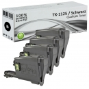 Set 4x Alternativ Kyocera Toner TK-1125 Schwarz