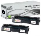 2x Alternativ Kyocera Toner TK-150K Schwarz
