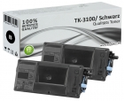 Set 2x Alternativ Kyocera Toner TK-3100