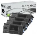 Set 4x Alternativ Kyocera Toner TK-3110