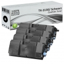Set 4x Alternativ Kyocera Toner TK-3130