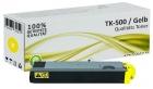 Alternativ Kyocera Toner TK-500Y Gelb