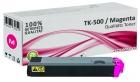 Alternativ Kyocera Toner TK-500M Magenta
