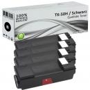 Set 4x Alternativ Kyocera Toner TK-50H Schwarz