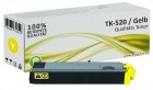 Alternativ Kyocera Toner TK-520Y Gelb