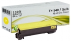 Alternativ Kyocera Toner TK-540Y Gelb
