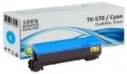 Alternativ Kyocera Toner TK-570C Cyan