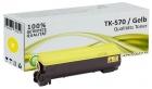 Alternativ Kyocera Toner TK-570Y Gelb