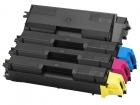 Alternativ Toner Set Kyocera TK-590K TK-590C TK-590M TK-590Y