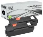 Set 2x Alternativ Kyocera Toner TK-60 Schwarz