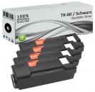 Set 4x Alternativ Kyocera Toner TK-60 Schwarz