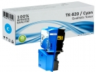 Alternativ Toner Kyocera TK-820C 1T02HPCEU0 Cyan