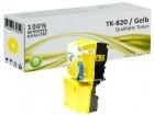 Alternativ Toner Kyocera TK-820Y 1T02HPAEU0 Gelb