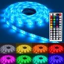 LED Strip Band Streifen 5m 30 LED/m RGB SMD-5050