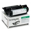 Original Lexmark Toner 12A5840 Schwarz