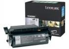 Original Lexmark Toner 12A6860 Schwarz
