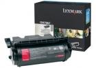 Original Lexmark Toner 12A7362 Schwarz