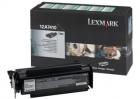 Original Lexmark Toner 12A7410 Schwarz