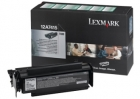 XL Original Lexmark Toner 12A7415 Schwarz