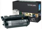 Original Lexmark Toner 12A7465 Schwarz