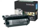 Original Lexmark Toner 12A7468 Schwarz