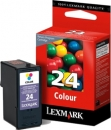 Original Lexmark Patronen 24 18C1524E Color