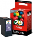 Original Lexmark Patronen 29 18C1429E Color