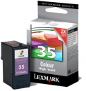 Original Lexmark Patronen 35xl 18C0035 Color