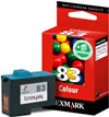 Original Lexmark Patronen 83 18LX042 Color
