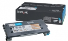 XL Original Lexmark Toner C500H2CG Cyan