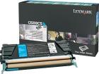 Original Lexmark Toner C5200CS Cyan