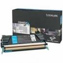 XL Original Lexmark Toner C5342CX Cyan