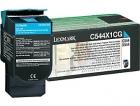 XL Original Lexmark Toner C544X1CG Cyan