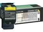 XL Original Lexmark Toner C544X1YG Gelb