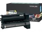Original Lexmark Toner C7700YS Gelb