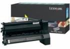XXL Original Lexmark Toner C782X1Y Gelb