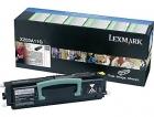 Original Lexmark Toner X203A11G Schwarz