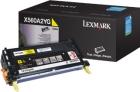 Original Lexmark Toner X560A2YG Gelb