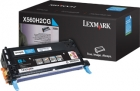 XL Original Lexmark Toner X560H2CG Cyan
