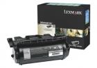 Original Lexmark Toner X644A11E Schwarz